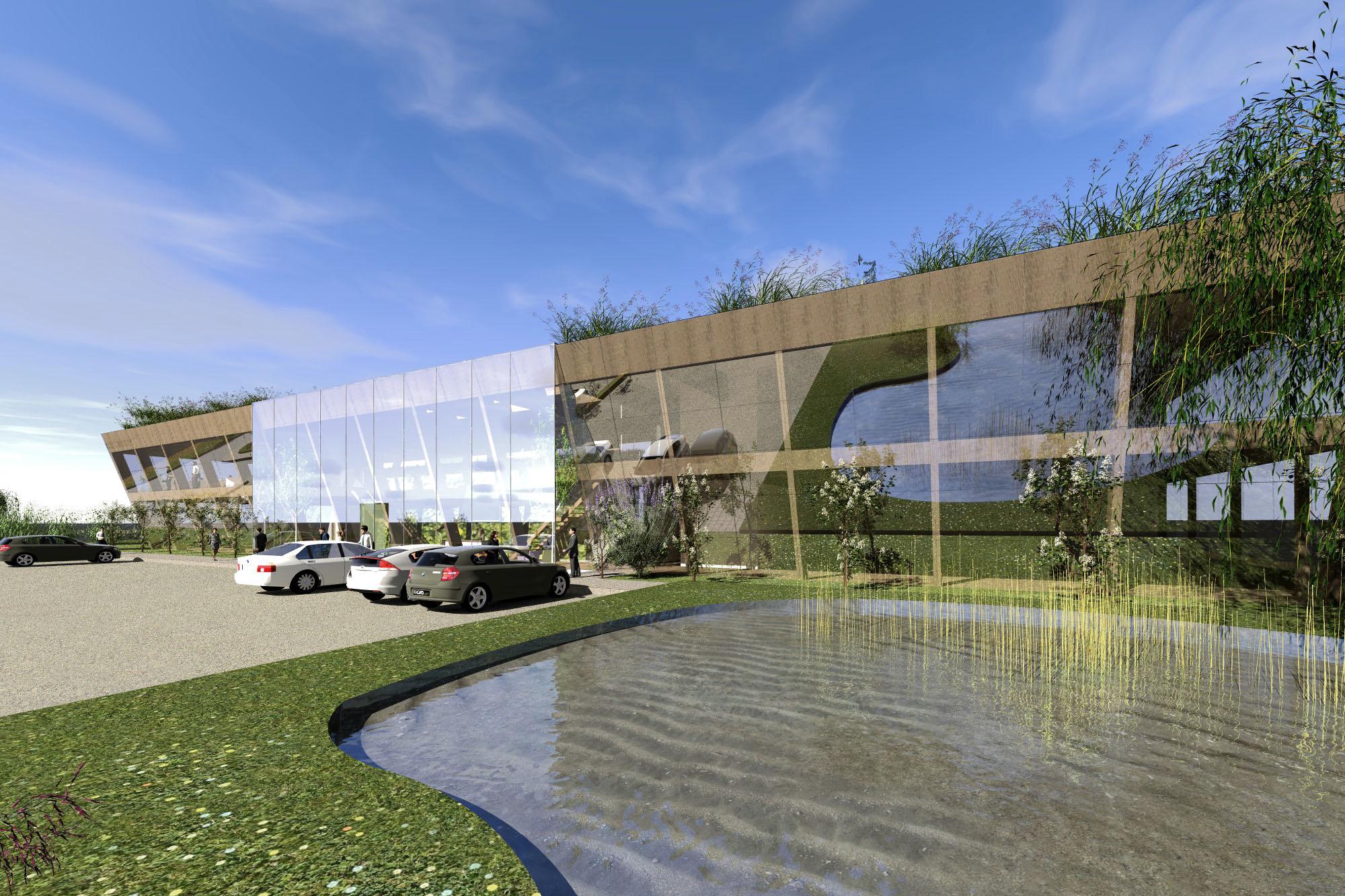 HQ & Distribution centre – Hickstead West Sussex