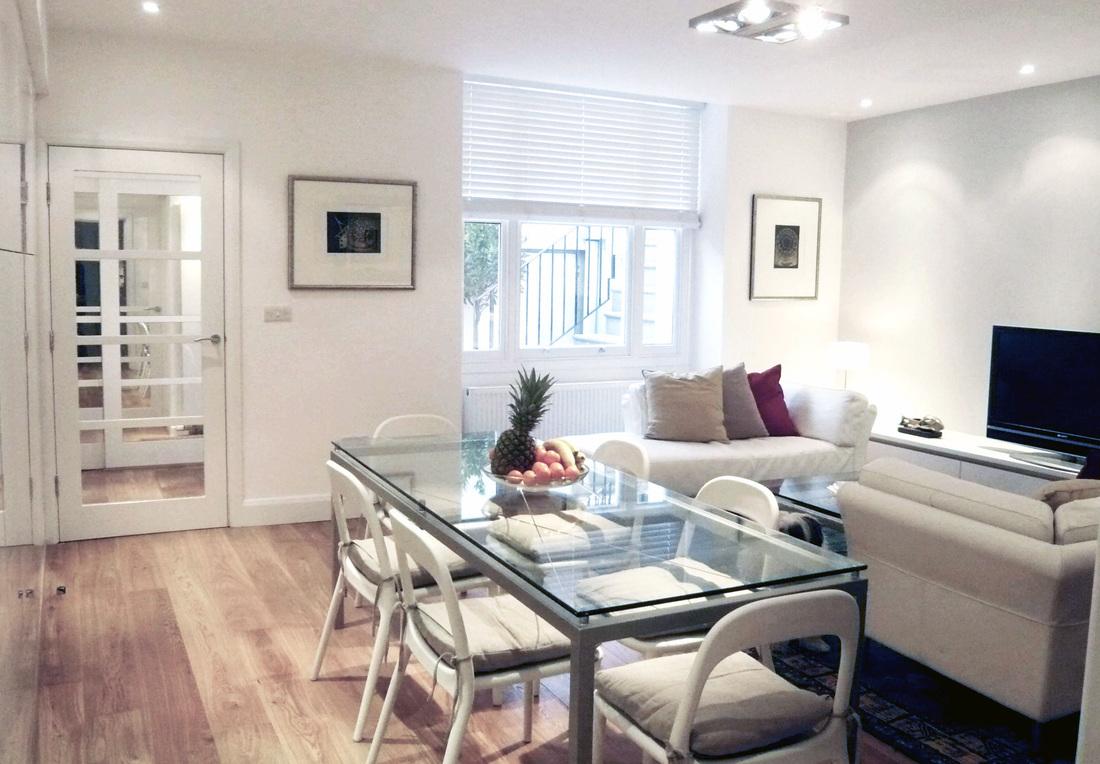 Basement Apartment – Bayswater, London