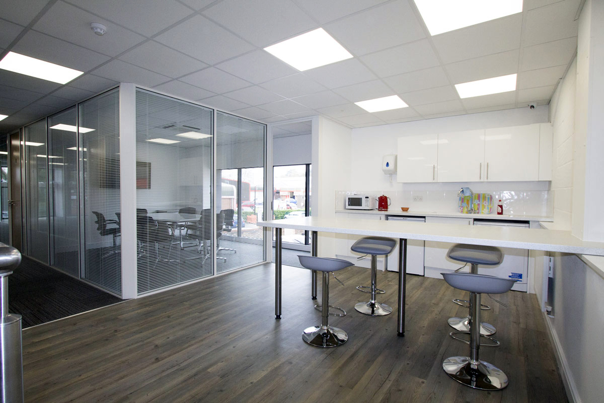 Serviced Offices & Warehouse – Farnham (No 11)