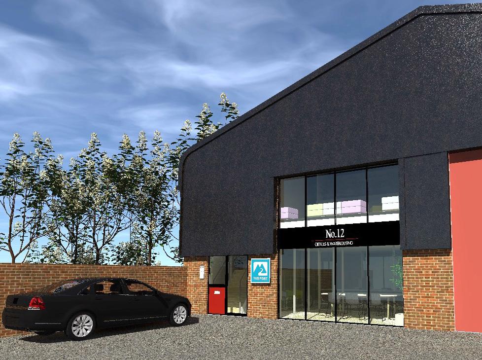 Serviced Offices – Farnham (No 12)