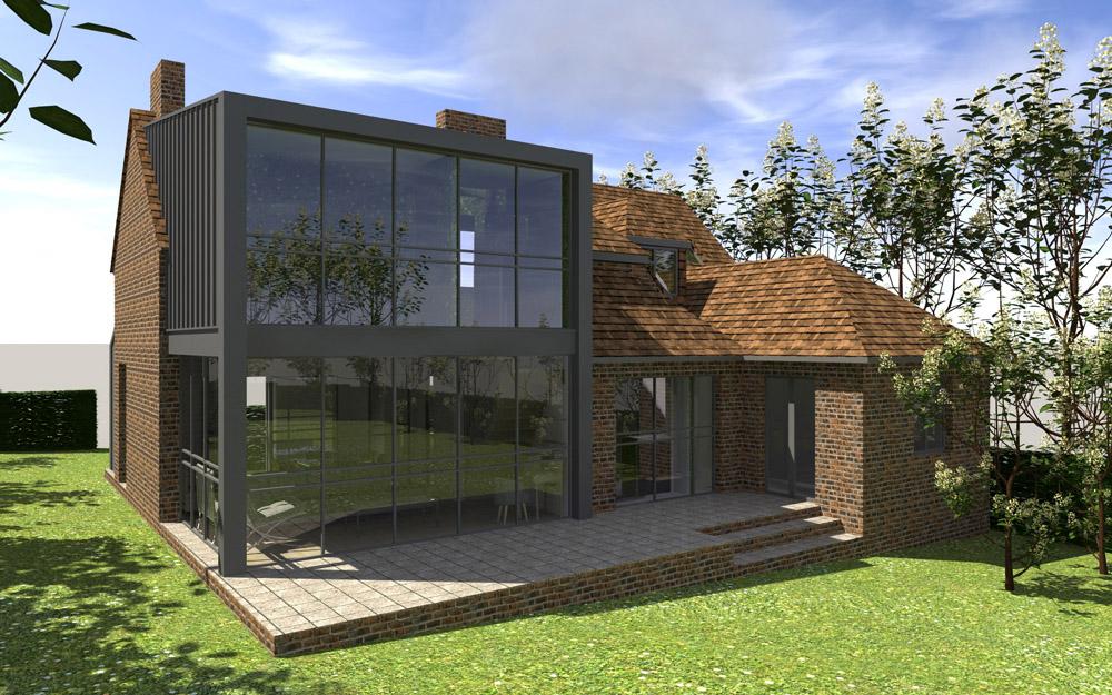 Orchard Cottage – West Sussex