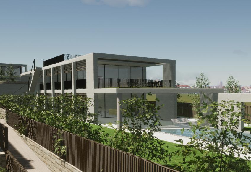Villa C – Fetais